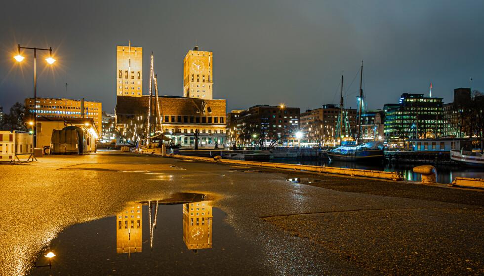 STENGT NED: Testing og vaksinering blir sentralt før Oslo kan gjenåpne. Foto: NTB
