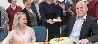 Senterpartiet størst i Nord-Norge: 25,5