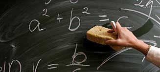 Koker av misnøye blant lærerne