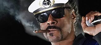 Snoop Dogg kommer til Norge