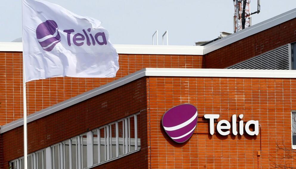 ENIGE OM AVTALE: I løpet av ettermiddagen får Telia-kunder tilbake Nent sine kanaler. Foto:NTB.