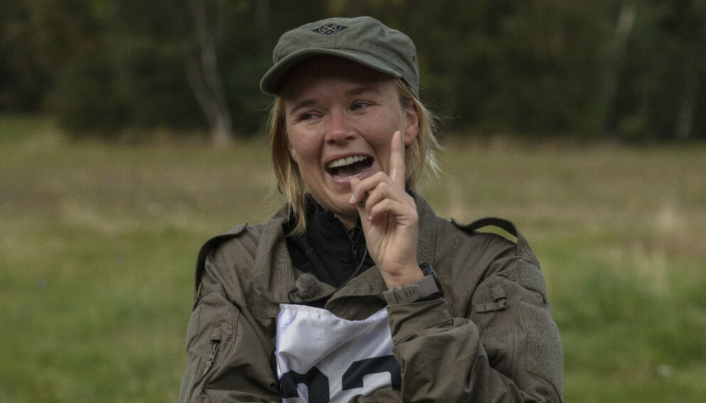TV-PROFIL: Vida Lill Gausemel Berge har vært med på flere realityserier. Sist ut TV 2-suksessen «Kompani Lauritzen». Foto: Matti Bernitz