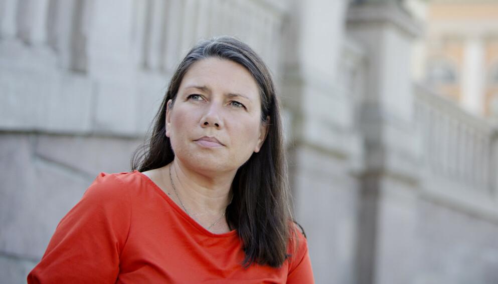 LEDER: Heidi Nordby Lunde, stortingspolitiker og leder i Oslo Høyre. Foto: Kristian Ridder-Nielsen/Dagbladet