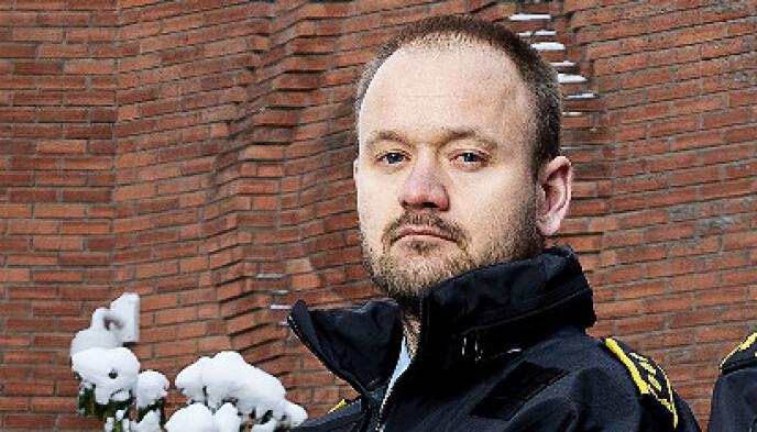 POSITIV: Påtaleansvarlig Gjermund Hanssen forsikrer om at etterforskningen i Lørenskog-saken på ingen måte har strandet. Foto: John T. Pedersen / Dagbladet