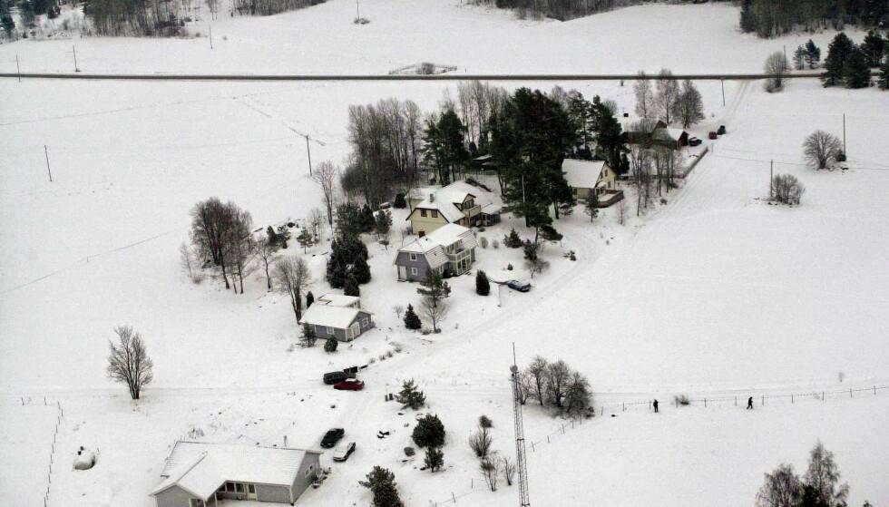 OPPLØST: Sekten i Knutby er i dag oppløst, og historiene om hvordan livet var der, er i ferd med å komme fram. Foto: Johanna Pettersson / Expressen