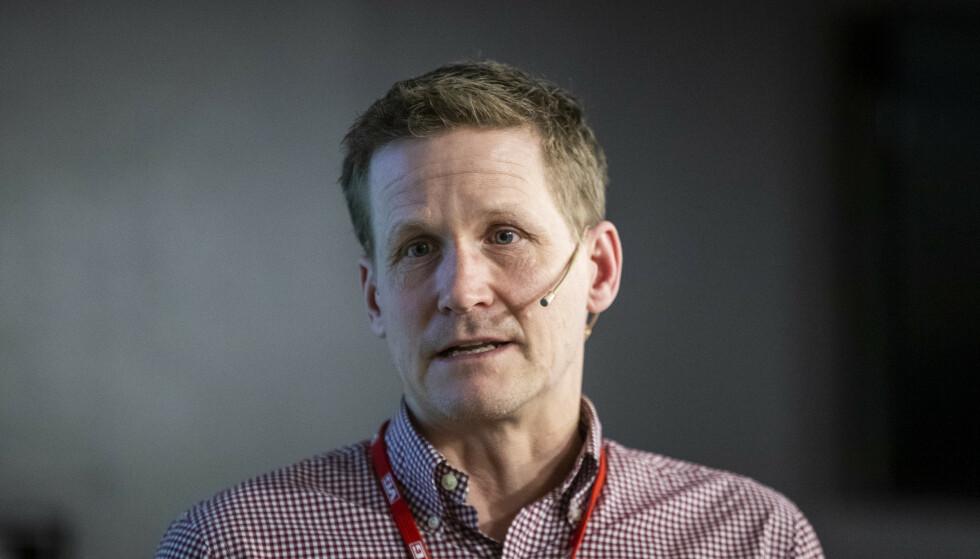 - MYSTISK: VG-kommentator Leif Welhaven sier kommentaren hans tar utgangspunkt i vaksinekoordinatorens egne uttalelser. Foto: Terje Pedersen / NTB