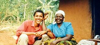 Obama i sorg
