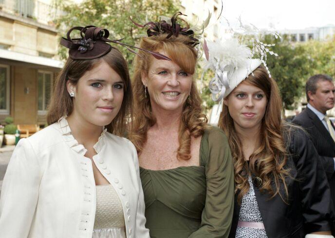THAILAND: «Fergie» ville gjerne delta i bryllupet med døtrene Eugenie og Beatrice, men en sydentur til Thailand er jo ikke så verst det heller. Foto: Shutterstock / REX / NTB