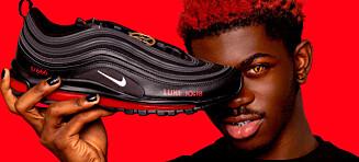Nike saksøker rapartist for «satansko»