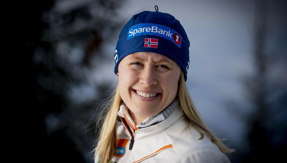 RETTFERDIG: Ragnhild Haga ønsker svenskenes forslag velkommen og synes det hadde vært rettferdig med de samme distansene for kvinnene og menn. Foto: Bjørn Langsem / Dagbladet