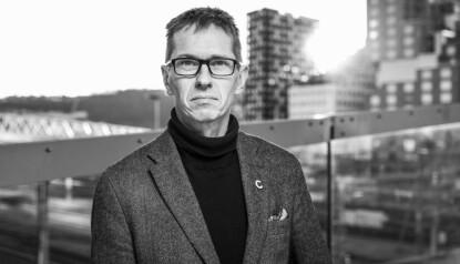 SER TUSENTALLET: Forbundsleder i Creo, Hans Ole Rian, forteller at man snart vil nå tusentallet på unge kunstnere som ikke har tilgang til statlig støtte. Foto: Creo.