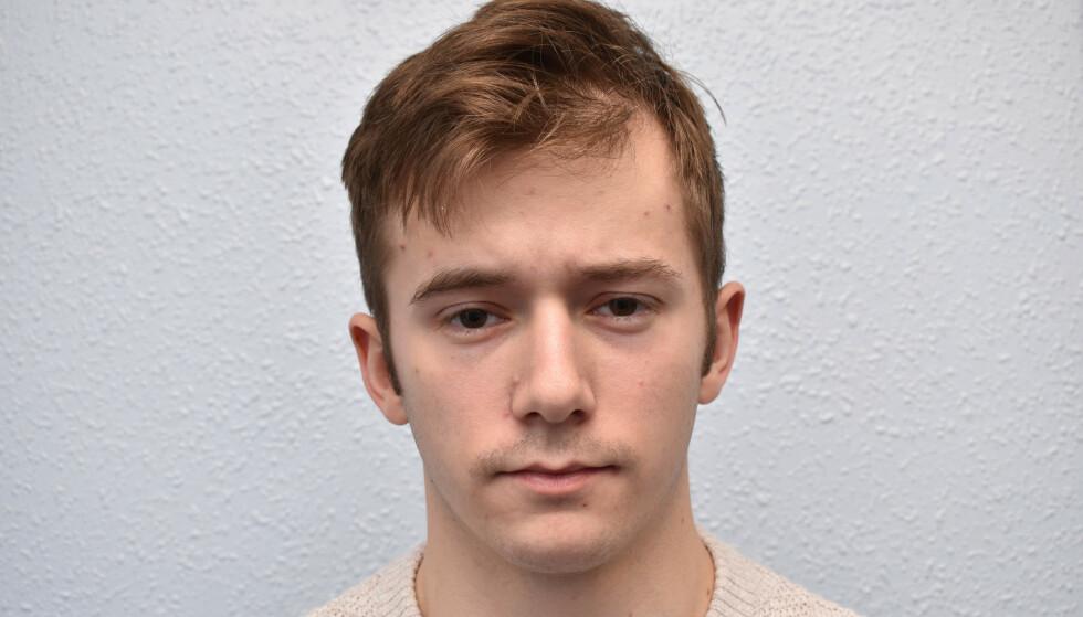 DØMT: Politimannen Ben Hannam er dømt for å være aktiv i en terrororganisasjon Foto: Metropolitan Police