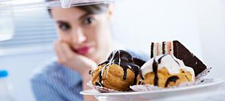 Eksperter: Grepene som hjelper mot søtsug