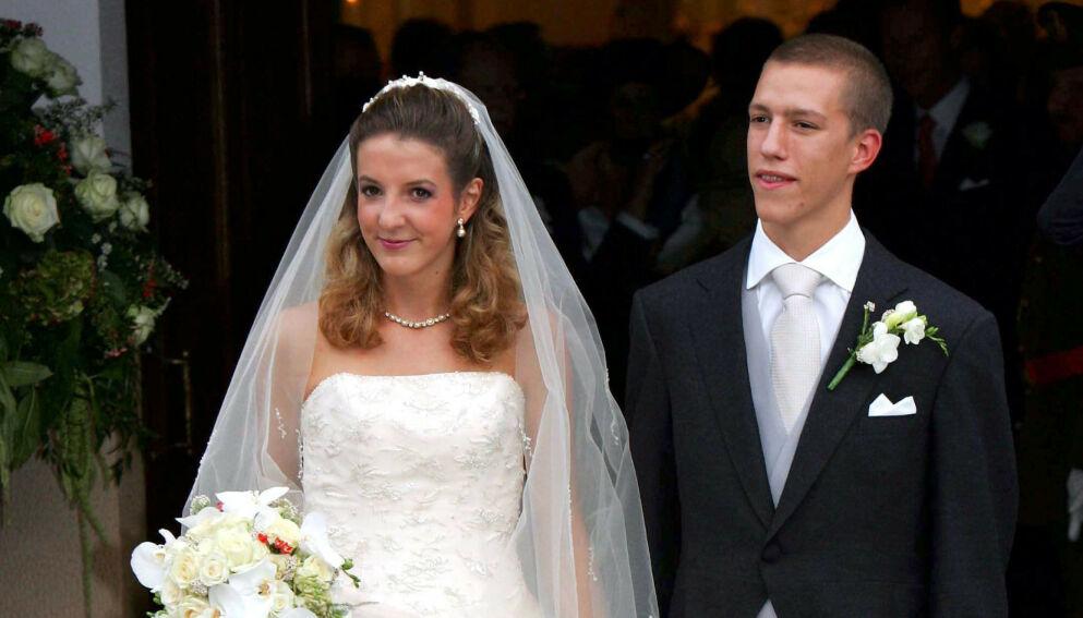 HYGGELIG NYHET: Prinsesse Tessy og Prins Louis gikk hver til sitt etter elleve års ekteskap i 2017. Nå er de begge forlovet på nytt. Foto: Frank Rollitz / REX / NTB