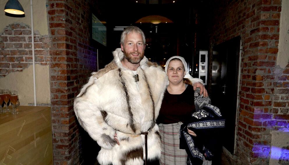 SLUTT: Andreas og Maren har gått hver til sitt etter åtte års ekteskap. Foto: John Terje Pedersen / Dagbladet