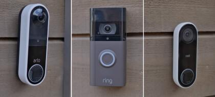 TEST: Den beste dørklokka med video