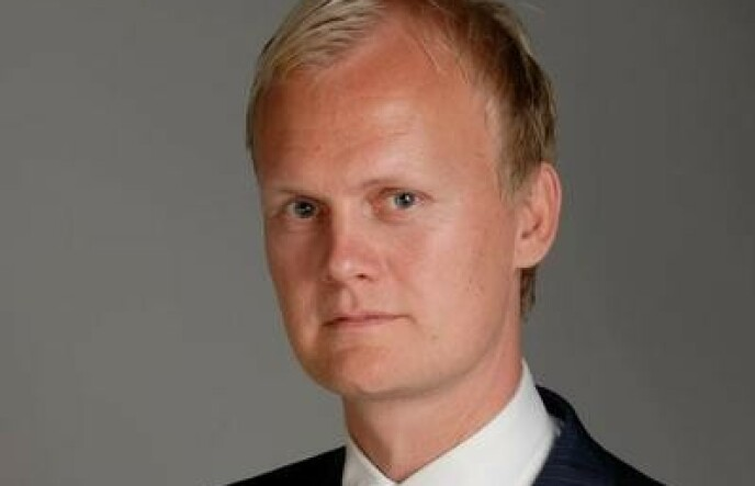 PROFESSOR: Hans Fredrik Marthinussen. Foto: Universitetet i Bergen