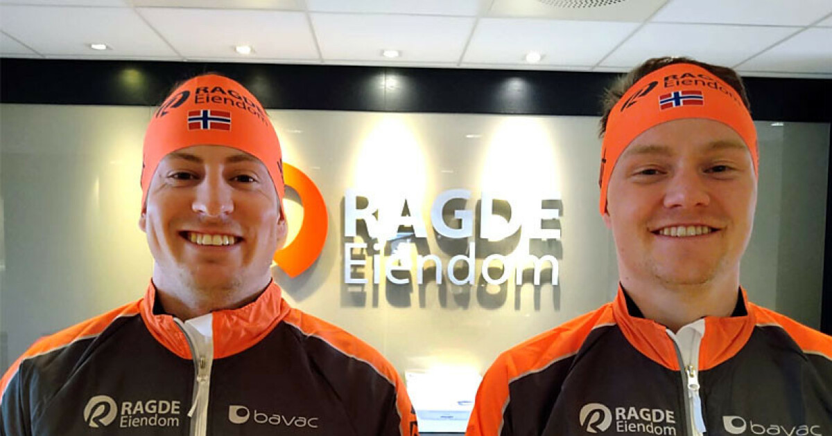 Kasper Stadaas og Johan Hoel har signert for Team Ragde