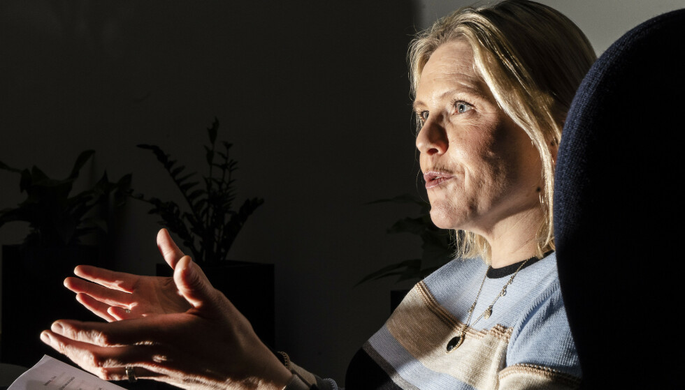 """Frp-nestleder Sylvi Listhaug likte ikke forslaget til et nytt """"framtidsfag"""". Foto: Hans Arne Vedlog / Dagbladet"""