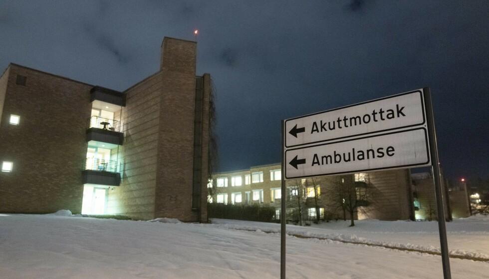 DØDE: Tre helsearbeidere døde på Oslo universitetssykehus kort tid etter å ha fått AstraZeneca-vaksinen. Foto: Fredrik Hagen / NTB