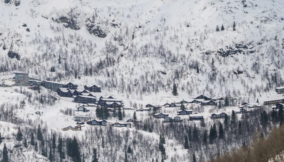 HEMSEDAL: Hytteområder i Hemsedal sett fra sentrum. Illustrasjonsfoto: Torstein Bøe / NTB