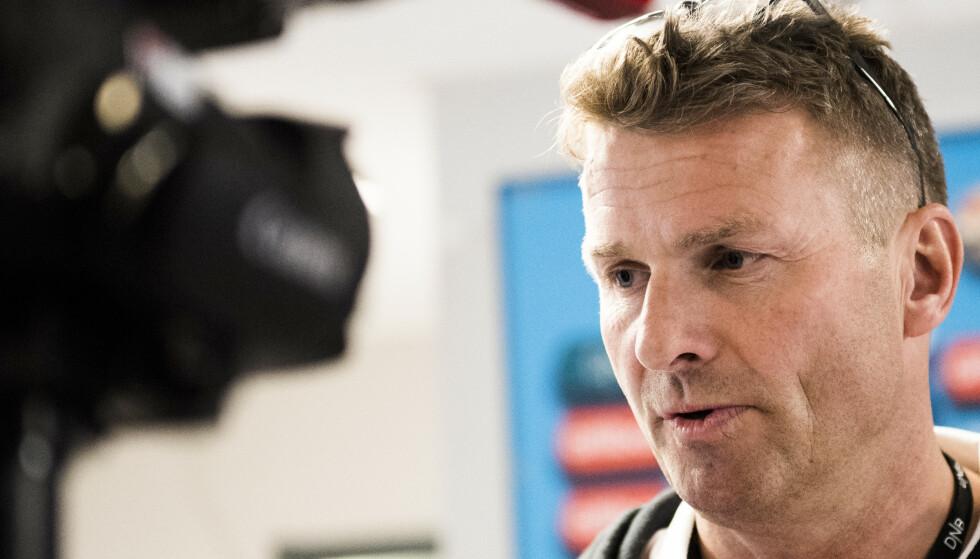 GIR SEG: Jostein Flo slutter i Strømsgodset Foto: Jon Olav Nesvold / NTB