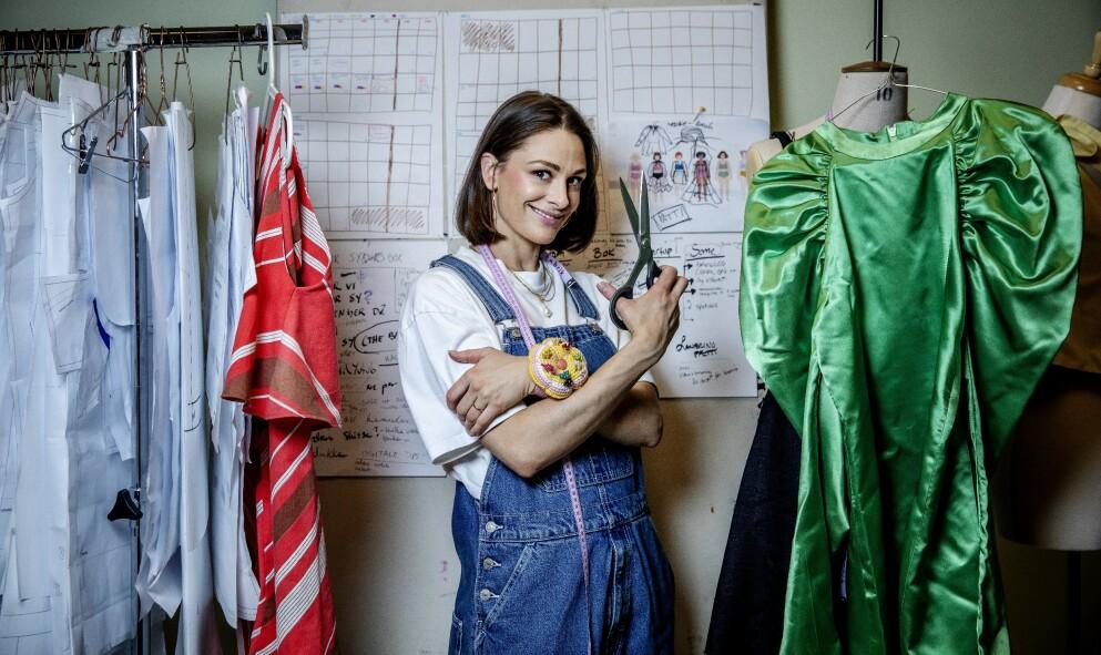 KLIPPE, KLIPPE: Jenny Skavlan har vært ansiktet utad for gjenbruksappen Tise. Med pandemien har også sykollektivet Fæbrik blitt en suksesshistorie.