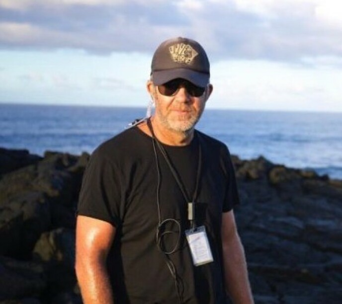 DØDE: John Clabburn omkom etter en ulykke da han gjorde hagearbeid. Foto: Gofundme