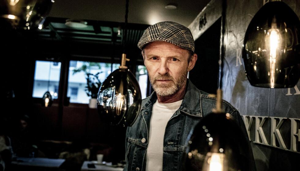 JO NESBØ: Anmelderen lar seg ikke imponere av suksessforfatterens nye novellesamling. Foto: Christian Roth Christensen