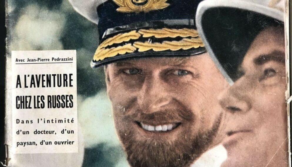 DEN GANG DA: Denne magasinforsida av prins Philip går viralt. Faksimile: Match Paris