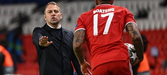 Bayern-treneren kan være ferdig