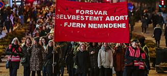 Abort-bråk i Ap