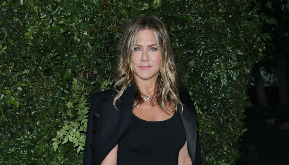 AVKREFTER: Etter flere rykter bryter Jennifer Aniston nå tausheten. Foto: Matt Baron/REX/NTB