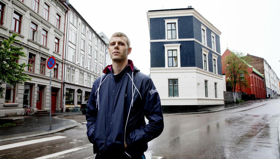STARTET OPPROP: Artist Lars Vaular har fulgt rusdebatten i årevis og bestemte seg til slutt for å ta et offentlig standpunkt. Det gjør han sammen med 100 norske kulturfolk i et opprop. Foto: Kristin Svorte / Dagbladet