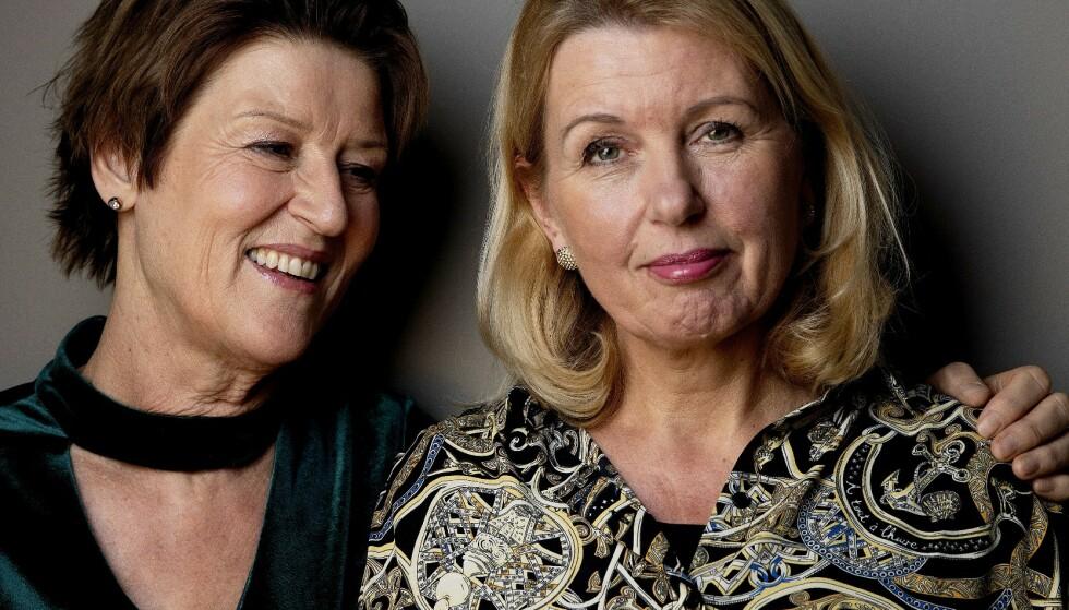 Demens prosjekt. Jannicke Granrud ble diagnostisert med alzheimer da hun var 51 år. Historien om henne og kona, Hildegunn Fredheim.