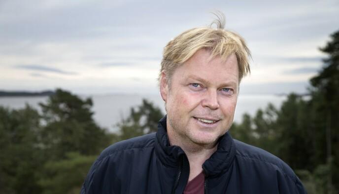 EKSPERT: Forfatter og tidligere politietterforsker Jørn Lier Horst har skrevet bok om kriminalteknikk. Foto: Henning Lillegård / Dagbladet