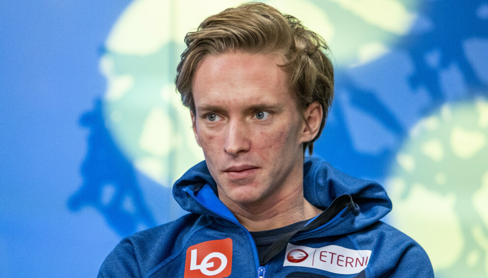 PÅ VEI TILBAKE: Anders Fannemel. Foto: Tore Meek / NTB