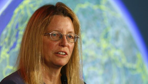 TIMELAPSE: Direktør for Google Earth, Rebecca Moore, har i disse dager rullet ut en helt ny funksjon som skal vise jorda i endring. REUTERS/Luke MacGregor