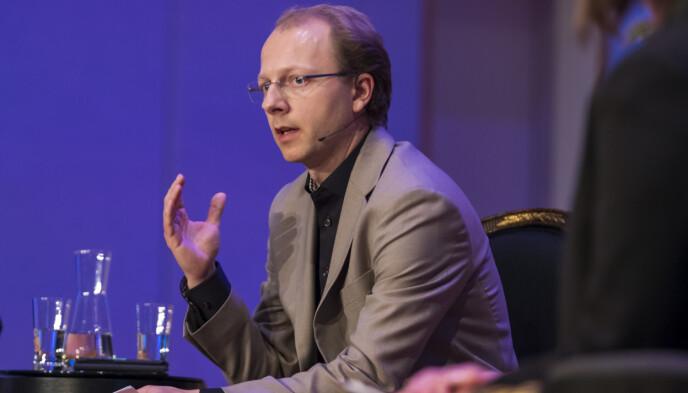 DRAMATISK: Seniorforsker Bjørn Hallvard Samset kaller endringene for dramatiske. Foto: Heiko Junge / NTB