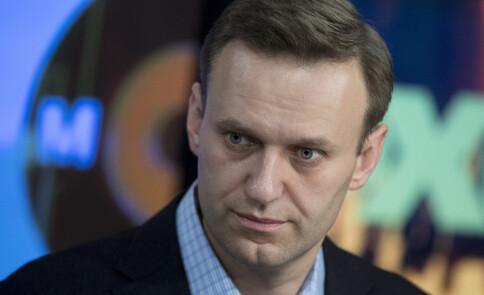 Leger: - Navalnyj kan dø hvert øyeblikk