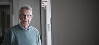 Svensk ekspert innrømmer feil