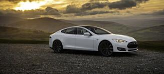 To personer døde i førerløs Tesla