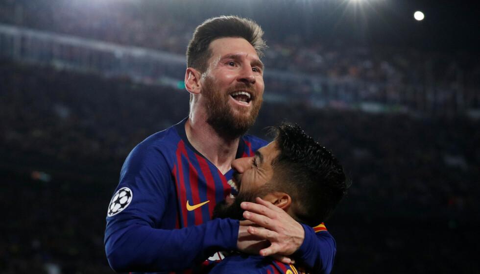 AKTUELLE: Barcelona er blant klubbene som har sagt ja til superligaen. Foto: NTB