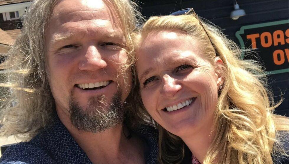 ÅPEN OM UTFORDRINGENE: Kody Brown er gift med fire kvinner. Kona Christine forteller at ekteskapet ikke er slik hun ønsker nå. Foto: Skjermdump fra Instagram