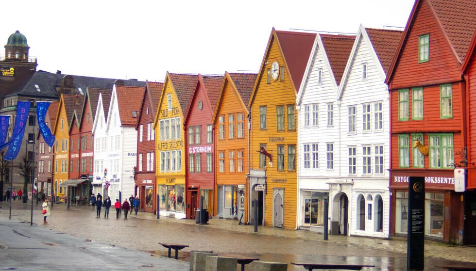 SLUTT PÅ MANNENAVN: Ingen nye gater eller plasser skal oppkalles etter menn i Bergen, etter byrådets vedtak neste uke. Foto: Gorm Kallestad / NTB