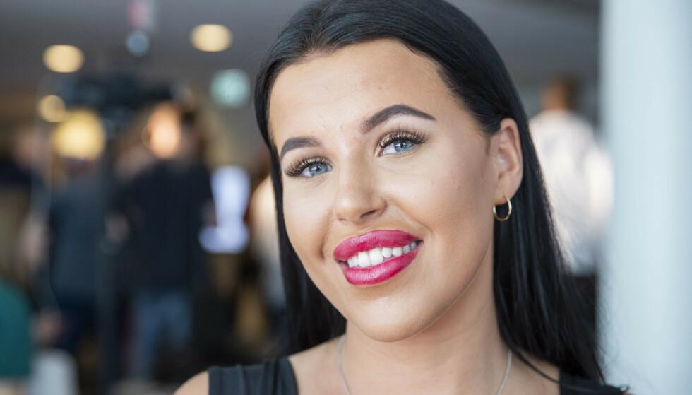KRITISERES: Realityprofil Melina Johnsen er den seneste som er felt av Fagutvalget for influensermarkedsføring. Foto: Håkon Mosvold Larsen / NTB