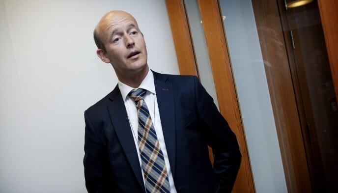 POLITIADVOKAT: Christian Stenberg i Oslo politidistrikt. Foto: Anita Arntzen / Dagbladet