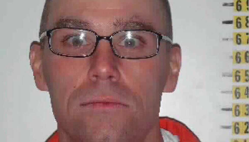 DØDSDØMT: Zane Michael Floyd er dømt til døden etter å ha drept fire personer i 1999. Foto: Nevada Department of Corrections via AP,File