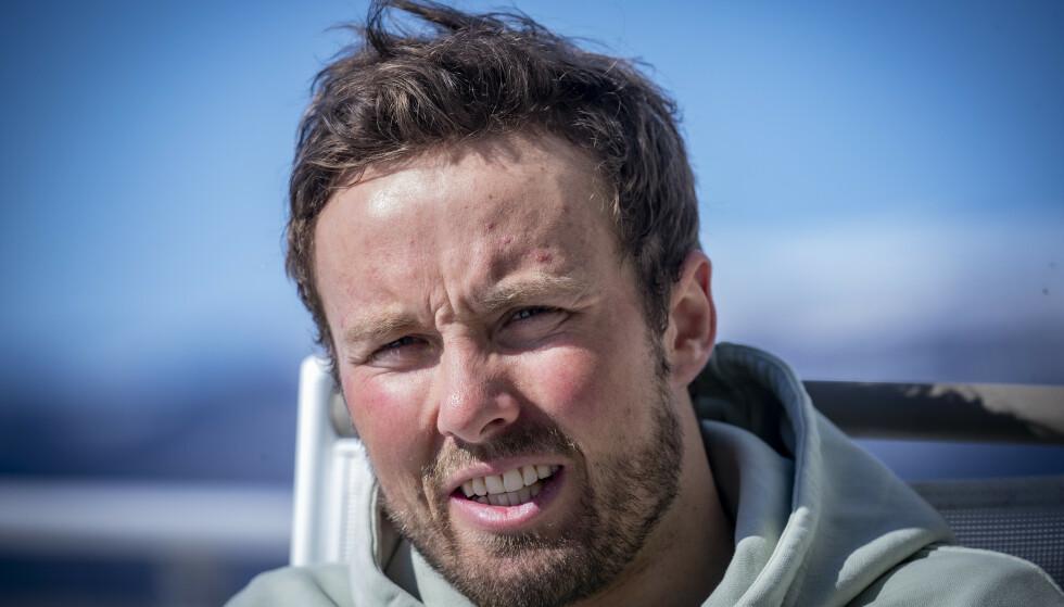 Boos worden: Emile Iverson.  Foto: Bjørn Langsem