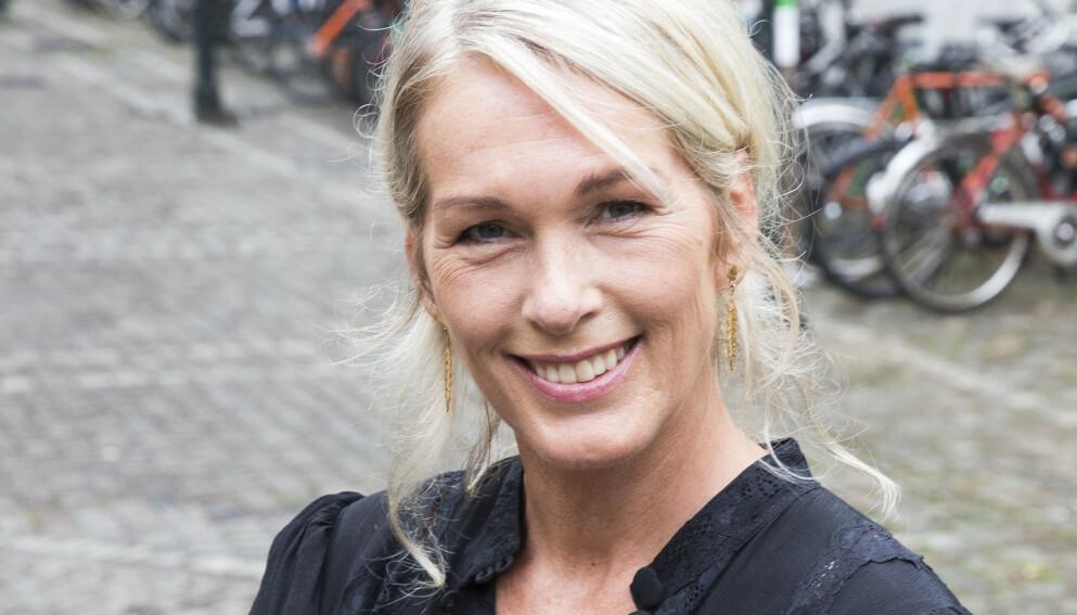 ANITA KROHN TRAASETH: I sin nye bok forteller hun om tida som leder av Innovasjon Norge. Foto: Terje Pedersen / NTB